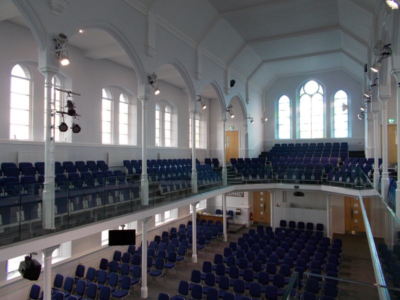 Plymouth Christian Centre Project Design Consultancy